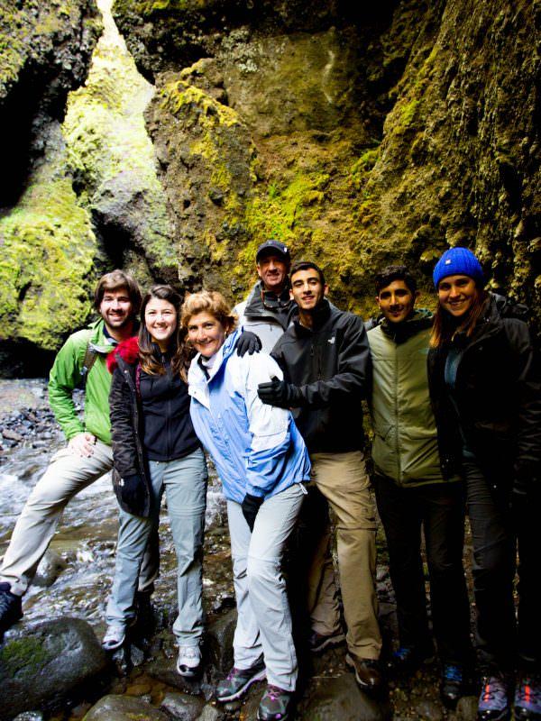 Nauthusagil gorge