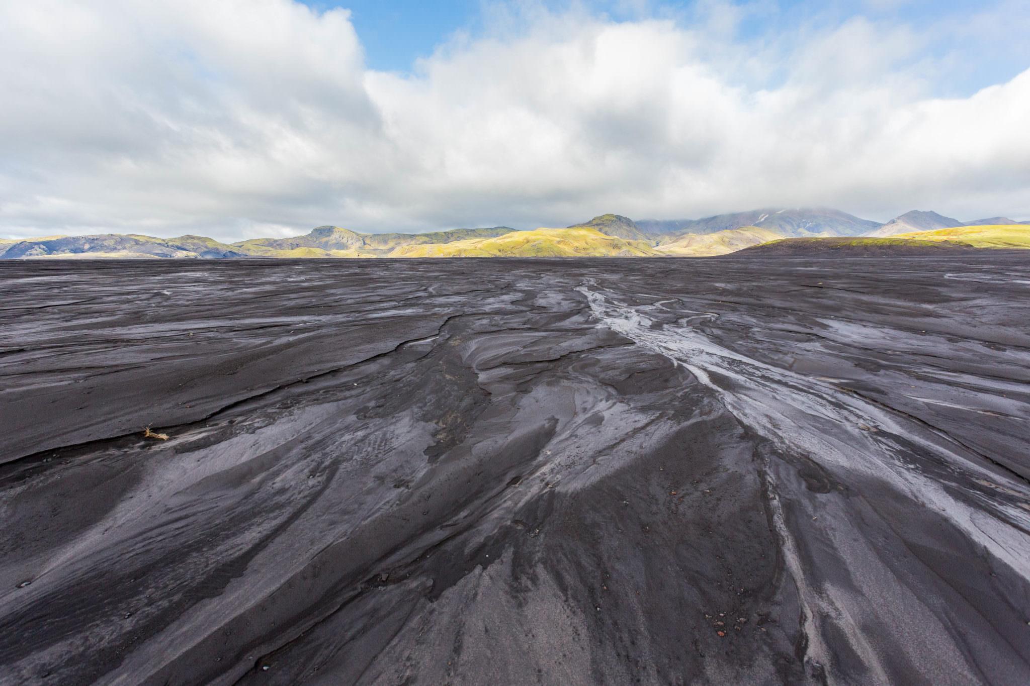 Fjallabak south trail