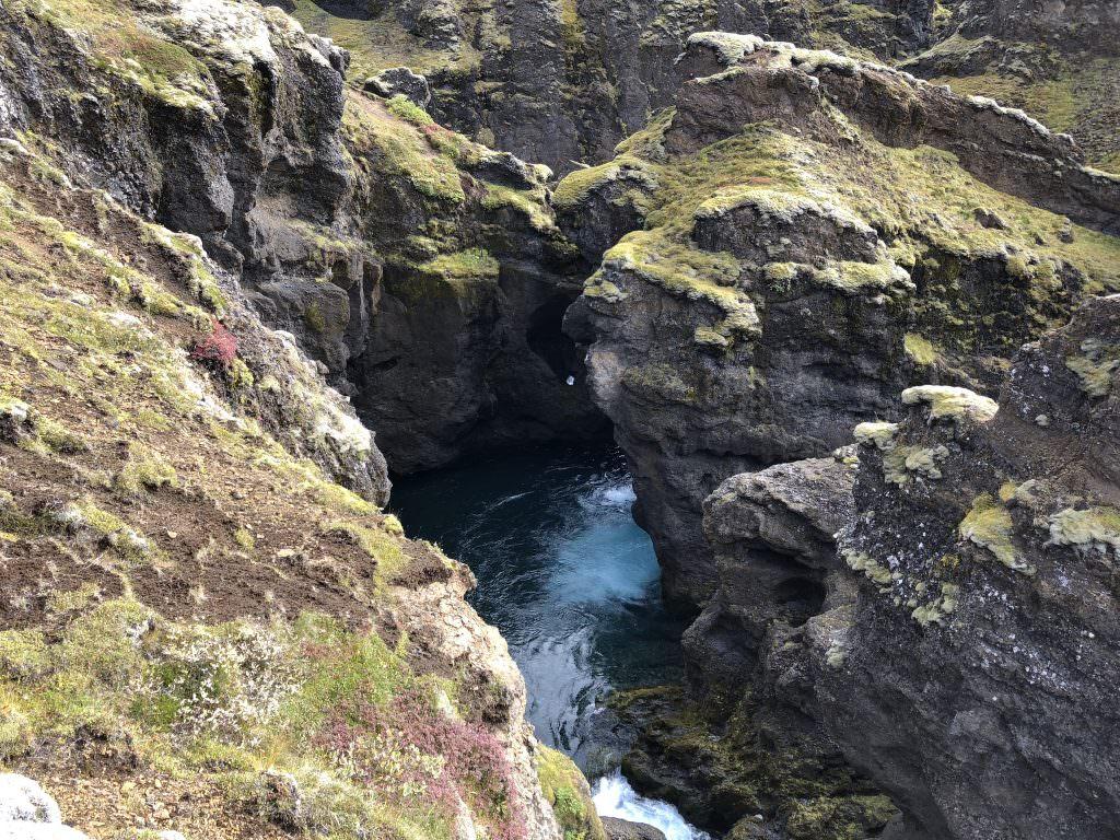 Stóru-Laxárgljúfur Canyon