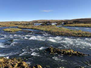 Hólmsá river