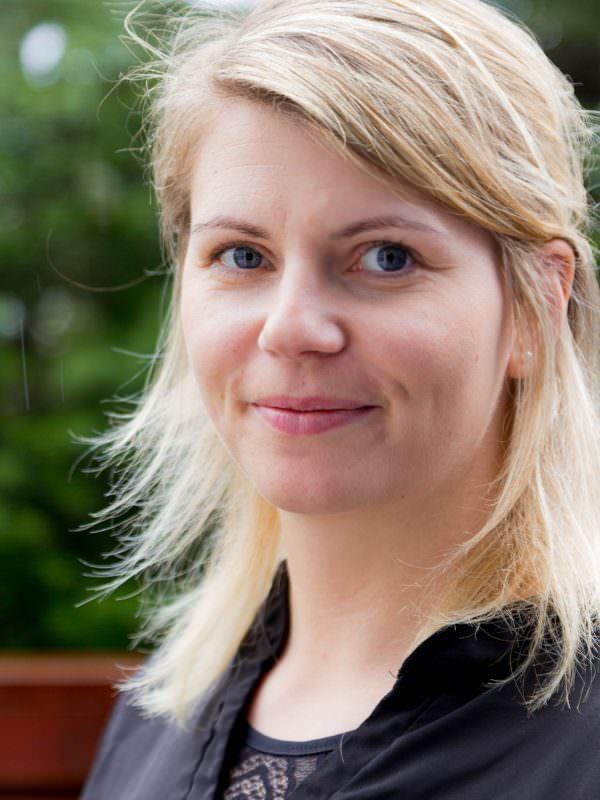 Bergling Ósk Guttormsdóttir, driver guide