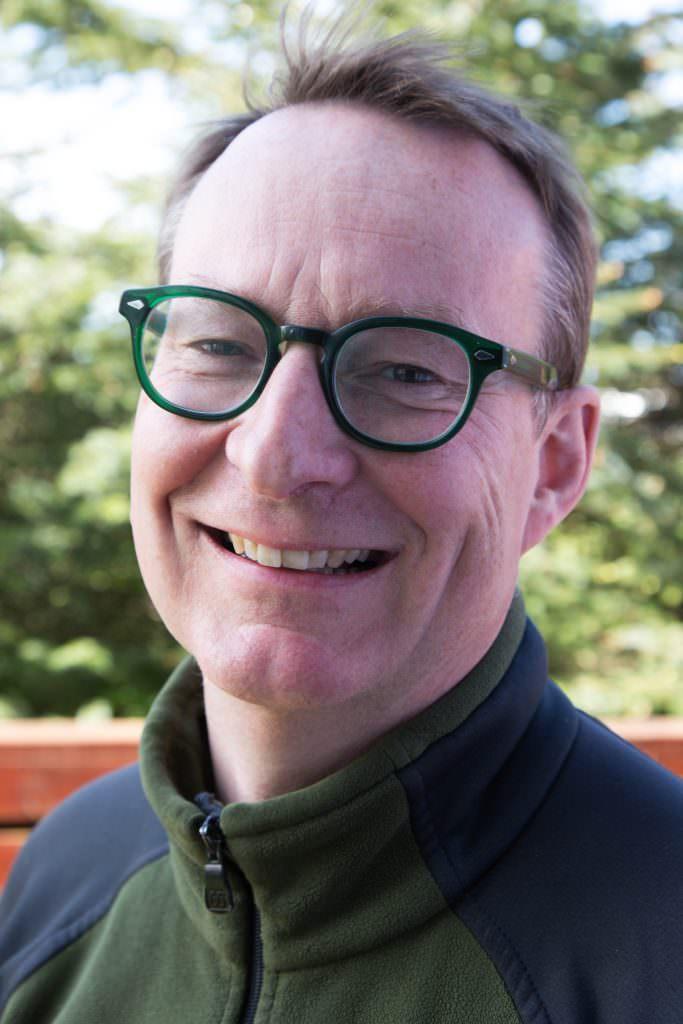 Ingolfur Bruun, driver guide.
